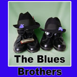 blues brothers whose shoe