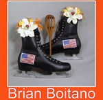 brian boitano whose shoe