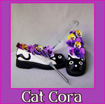 cat cora whose shoe jan clark