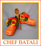 whose shoes shoe mario batali iron chef