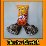 chester cheetah joel murray whose shoe