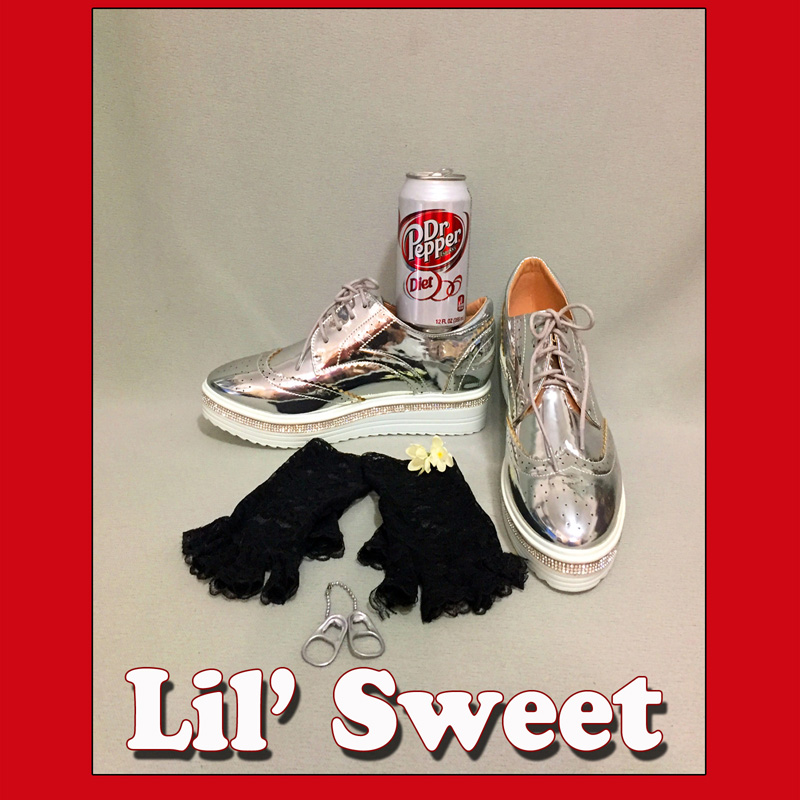 justin guarini shoe Lil Sweet Dr.Pepper