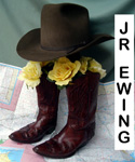 jr ewing shoe whose shoes larry hagman