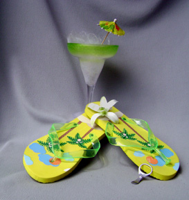 whose shoes shoe Jimmy buffett