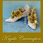 Linda evans Shoe whose krystle carrington