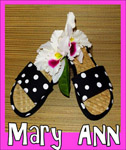 dawn wells mary anne gilligans island shoe shoes