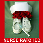 nurse ratched whose shoe louise fletcher