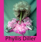 phyliss diller whose shoe