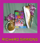 whose shoe Richard simmons