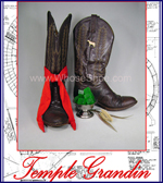 temple grandin boot whose shoe shoes jan clark