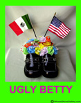 ugly betty american ferrera shoe