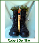 robert De Niro whose shoe shoes