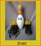 whose shoe shoes homer simpson dan castenellanetta