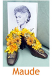 whose shoe maude bea arthur
