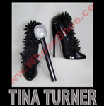 Tina Turner Whose Shoe