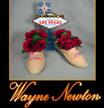 wayne newton whose shoe jan clark
